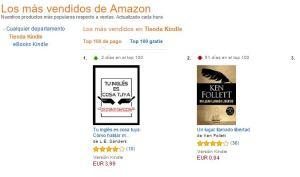 #1 en Amazon.es Top 100!